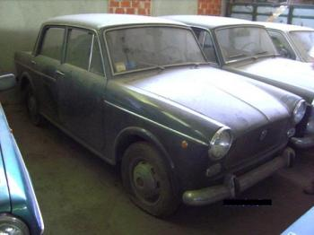 Fiat 1100 D Berlina
